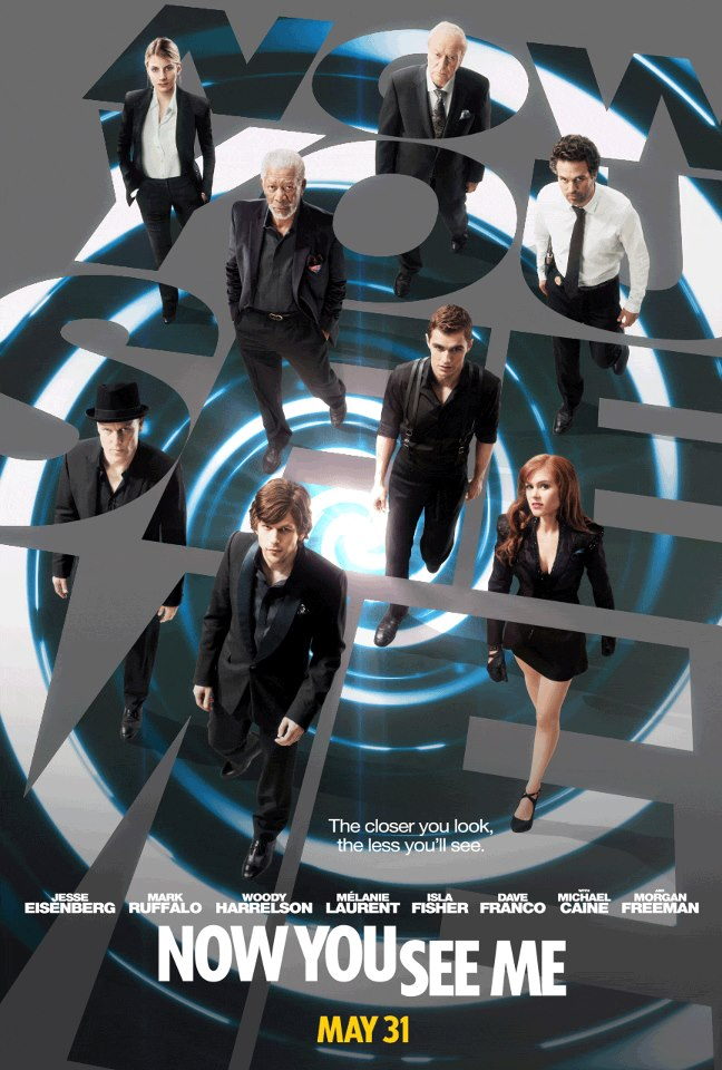Now You See Me مترجم