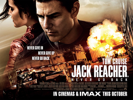 Jack Reacher: Never Go Back مترجم