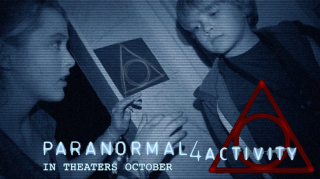 Paranormal Activity 4 مترجم