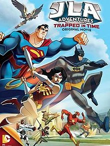 JLA :Adventures Trapped in Time مترجم