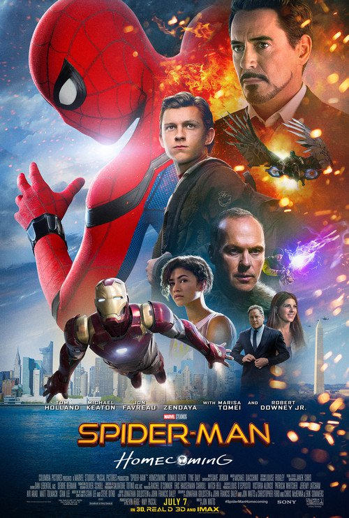 Spider Man Homecoming مترجم
