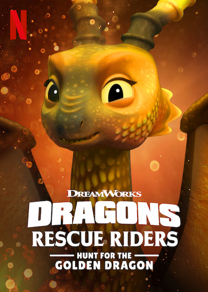 Dragons Rescue Riders Hunt for the Golden Dragon مترجم